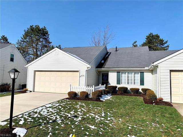 16708 Lake Circle Drive, Strongsville, OH 44136 (MLS #4168107) :: The Crockett Team, Howard Hanna