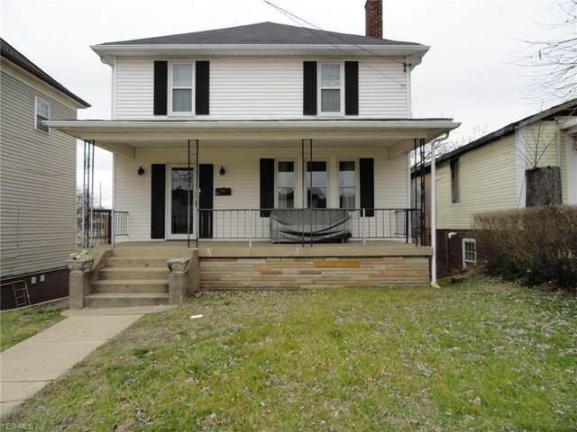 508 5th Street, Moundsville, WV 26041 (MLS #4168109) :: Keller Williams Chervenic Realty