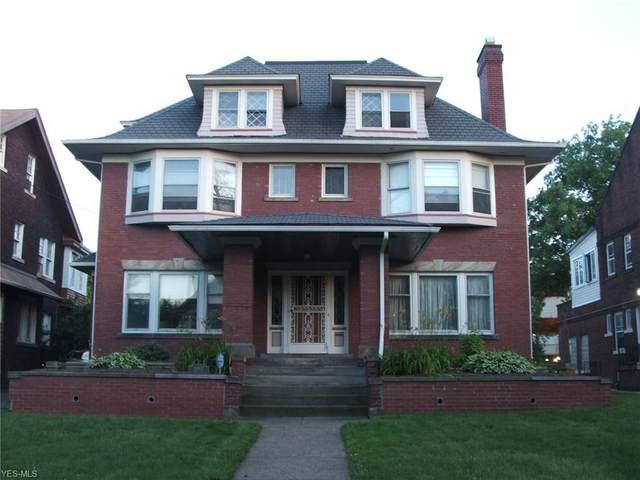 10602 Wade Park Avenue, Cleveland, OH 44106 (MLS #4168145) :: The Crockett Team, Howard Hanna