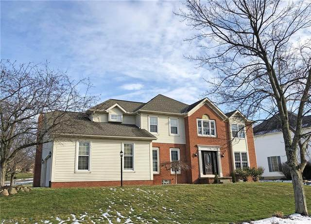 9450 Pheasant Valley Avenue NW, North Canton, OH 44720 (MLS #4168220) :: RE/MAX Trends Realty