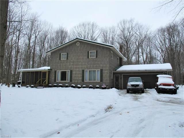 925 Horton Road, Conneaut, OH 44030 (MLS #4168275) :: Tammy Grogan and Associates at Cutler Real Estate