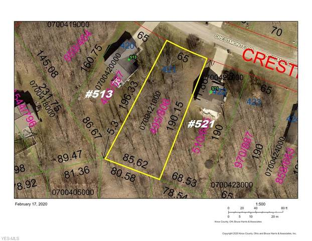 0 Crestmonte Drive | Lot 421, Howard, OH 43015 (MLS #4168281) :: Tammy Grogan and Associates at Cutler Real Estate