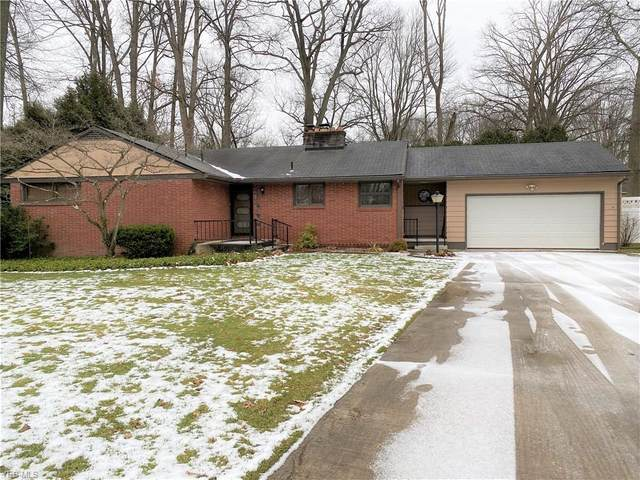 3850 Northwood Drive SE, Warren, OH 44484 (MLS #4168317) :: The Crockett Team, Howard Hanna