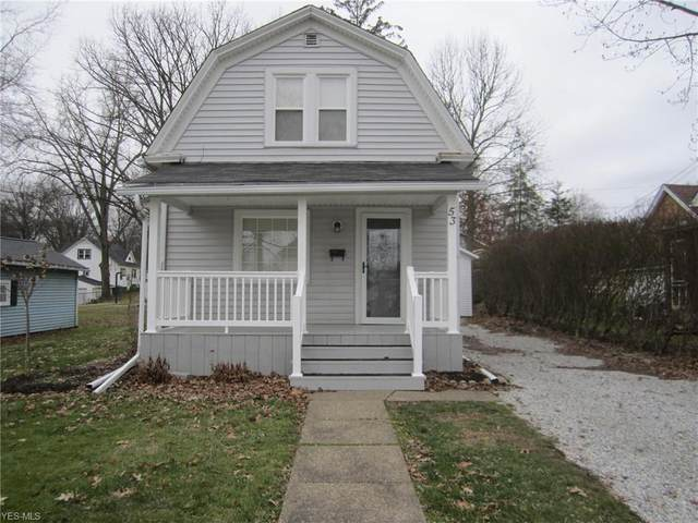 53 S Third Street, Rittman, OH 44270 (MLS #4168539) :: RE/MAX Trends Realty