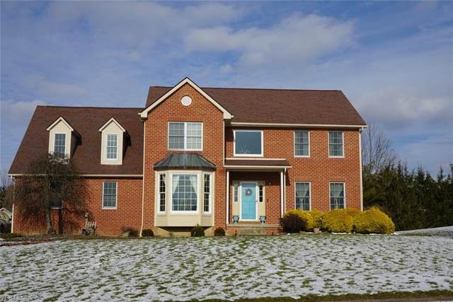 60 Russo Drive, Canfield, OH 44406 (MLS #4168578) :: RE/MAX Valley Real Estate