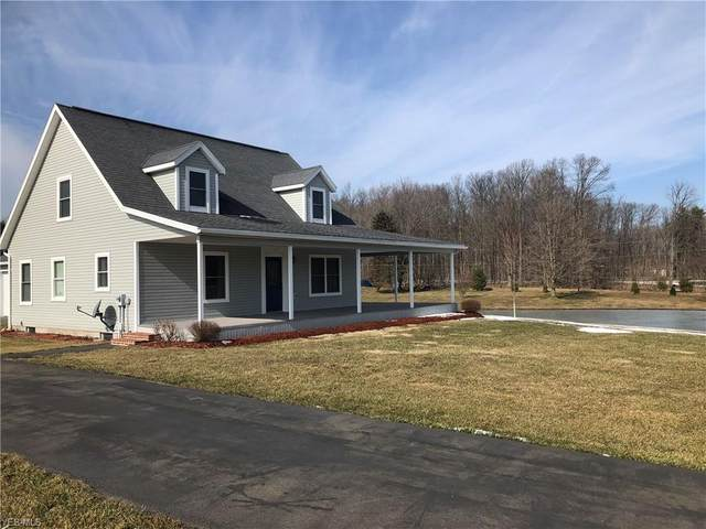 668 County Road 175, West Salem, OH 44287 (MLS #4168669) :: The Holly Ritchie Team