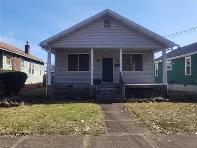 304 Walnut Street, Belpre, OH 45714 (MLS #4168690) :: The Crockett Team, Howard Hanna