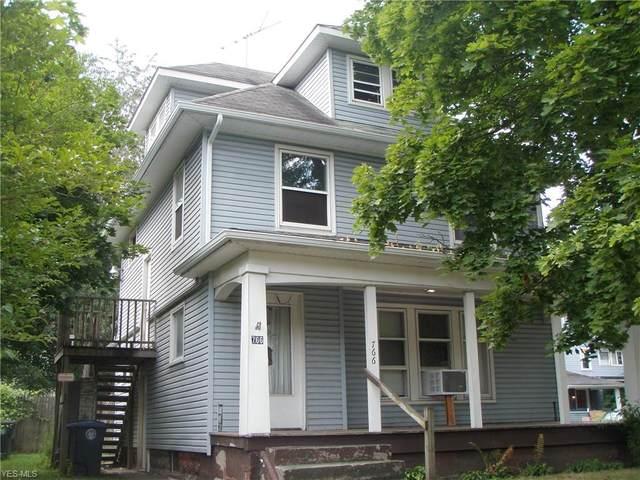 766 Hazel Street, Akron, OH 44305 (MLS #4168744) :: The Crockett Team, Howard Hanna