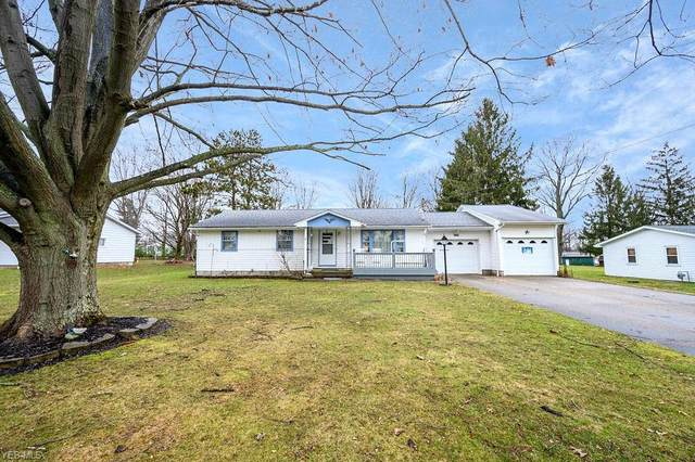 1270 Conser Drive, Salem, OH 44460 (MLS #4168822) :: The Crockett Team, Howard Hanna