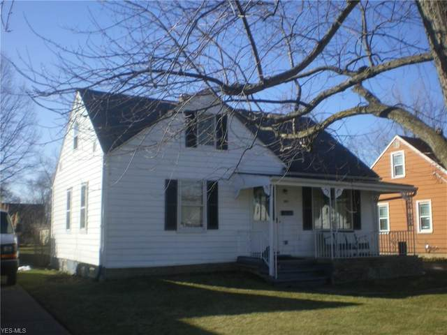 1520 Ohio Avenue, Lorain, OH 44052 (MLS #4168919) :: The Crockett Team, Howard Hanna