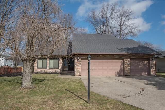 16552 S Red Rock Drive, Strongsville, OH 44136 (MLS #4168943) :: The Crockett Team, Howard Hanna