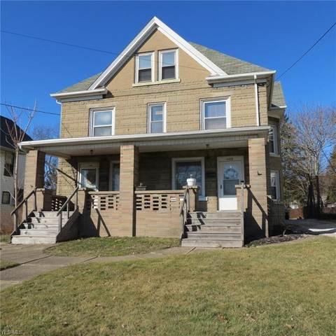 1106-1108 Robbins Avenue, Niles, OH 44446 (MLS #4169025) :: The Holden Agency