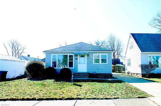 5415 Morningside Drive, Parma, OH 44129 (MLS #4169130) :: RE/MAX Valley Real Estate