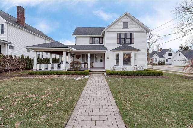 23 Maple Street, Chagrin Falls, OH 44022 (MLS #4169222) :: The Holly Ritchie Team