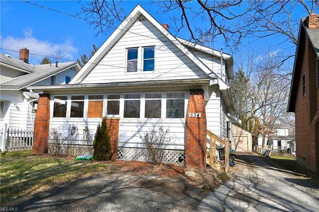 534 Palmer Avenue, Youngstown, OH 44502 (MLS #4169240) :: The Holly Ritchie Team