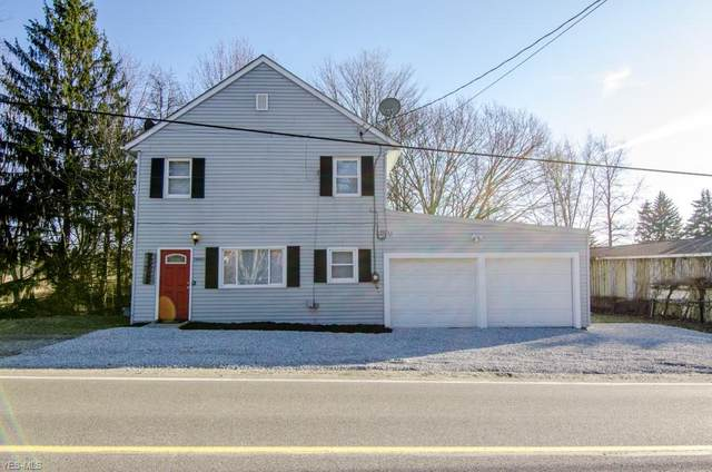 3840 E Waterloo Road, Randolph, OH 44312 (MLS #4169497) :: RE/MAX Trends Realty