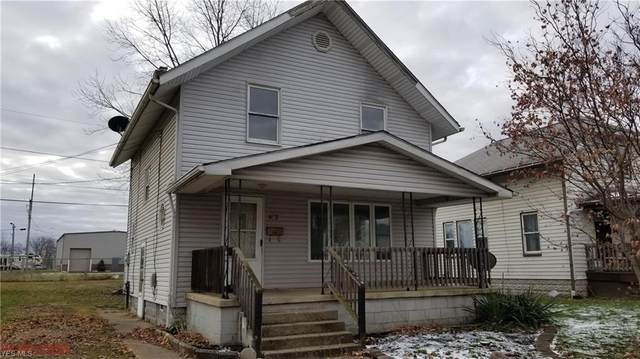 613 Griffith Avenue SW, Massillon, OH 44647 (MLS #4169557) :: RE/MAX Trends Realty