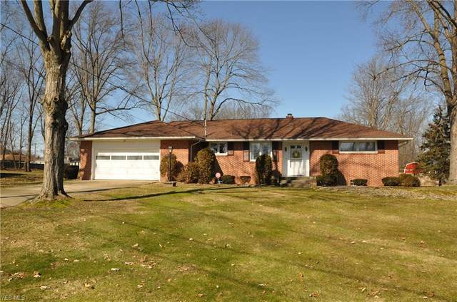 2911 Hoffman Circle, Warren, OH 44484 (MLS #4169588) :: RE/MAX Valley Real Estate