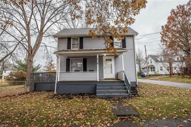 630 S Meridian Street, Ravenna, OH 44266 (MLS #4169615) :: RE/MAX Trends Realty