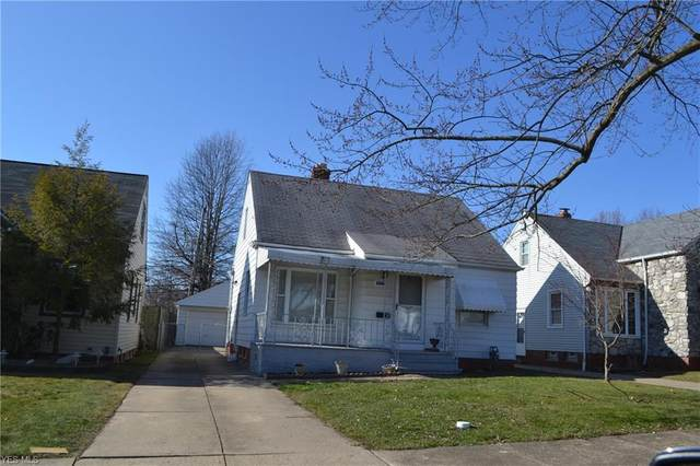 8021 Springdale Avenue, Parma, OH 44129 (MLS #4169714) :: RE/MAX Valley Real Estate