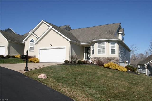6844 Twin Oaks Court, Canfield, OH 44406 (MLS #4169720) :: RE/MAX Trends Realty