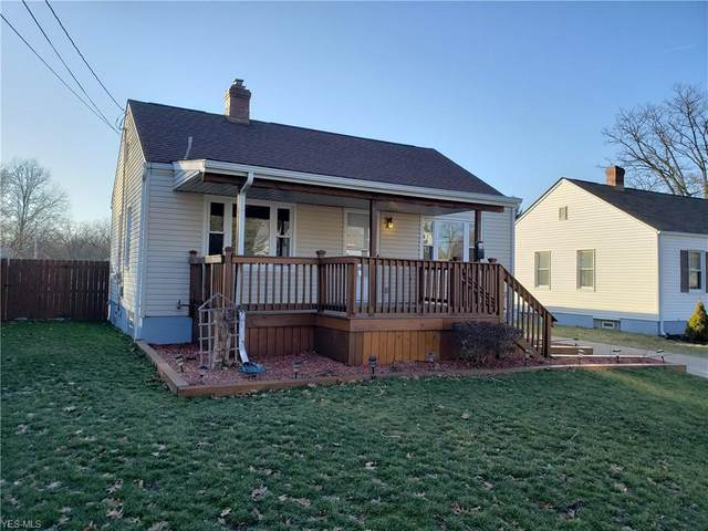 302 Sumatra Avenue, Akron, OH 44305 (MLS #4169738) :: The Holly Ritchie Team