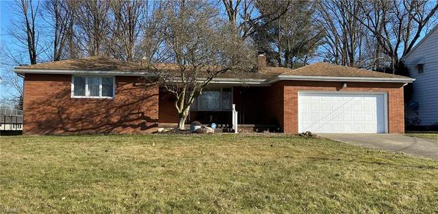 648 Oakridge Drive, Youngstown, OH 44512 (MLS #4169769) :: Tammy Grogan and Associates at Cutler Real Estate