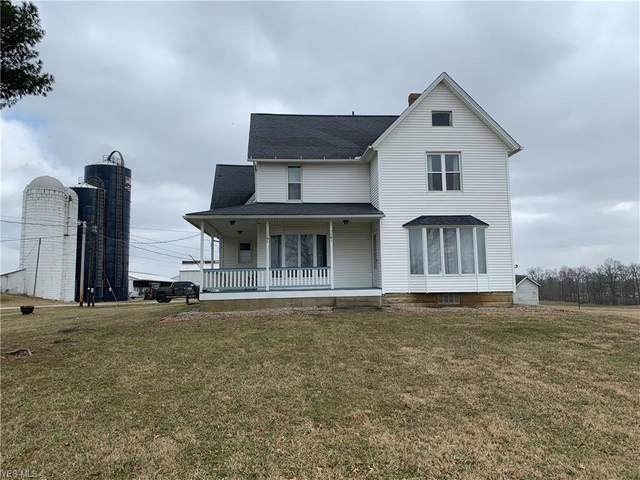 8839 Pawnee Road, Homerville, OH 44235 (MLS #4169785) :: RE/MAX Trends Realty