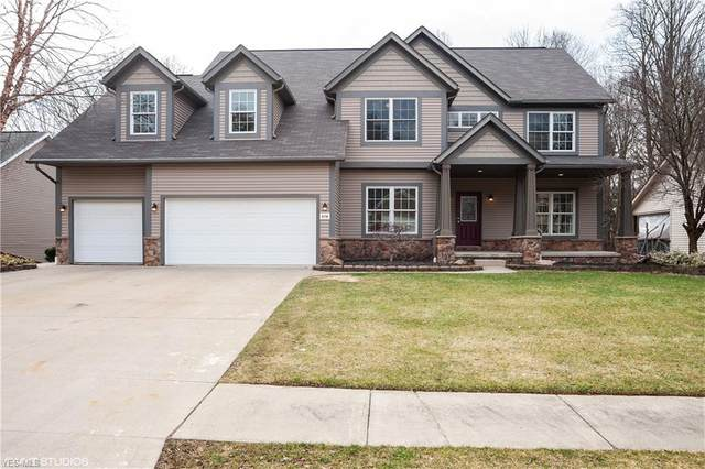 576 Silver Creek, Doylestown, OH 44230 (MLS #4169860) :: The Holly Ritchie Team