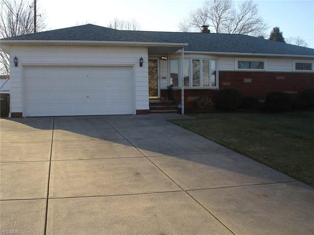 7230 Marko Lane, Parma, OH 44134 (MLS #4169936) :: RE/MAX Valley Real Estate