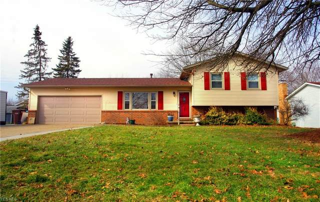 710 Tell Drive, Canal Fulton, OH 44614 (MLS #4170023) :: RE/MAX Trends Realty
