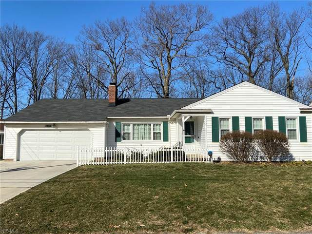 3563 Runnymede Boulevard, Cleveland Heights, OH 44121 (MLS #4170205) :: RE/MAX Valley Real Estate