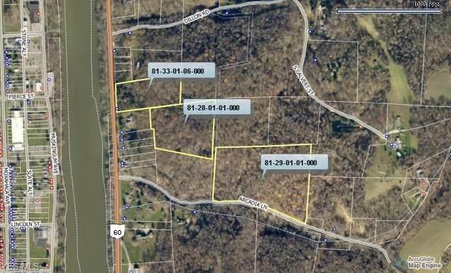 946 Wayne/Arcadia Avenue, Zanesville, OH 43701 (MLS #4170345) :: The Art of Real Estate