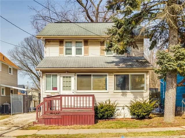 375 E Voris Street, Akron, OH 44311 (MLS #4170430) :: RE/MAX Edge Realty