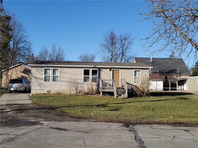 360 Briarwood Boulevard, Chippewa Lake, OH 44215 (MLS #4170469) :: RE/MAX Valley Real Estate