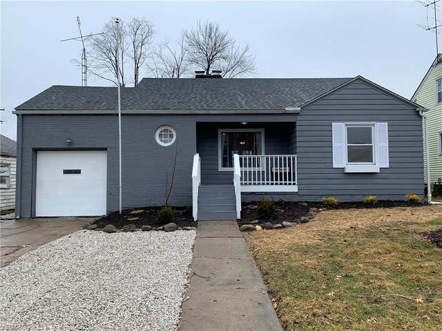 1224 31st Street NE, Canton, OH 44714 (MLS #4170529) :: RE/MAX Trends Realty