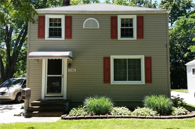 1306 Caryl Drive, Bedford, OH 44146 (MLS #4170689) :: RE/MAX Trends Realty