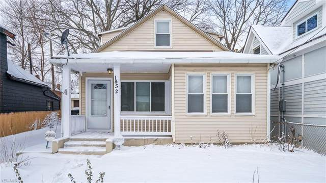1452 W 50th Street, Cleveland, OH 44102 (MLS #4170846) :: RE/MAX Trends Realty