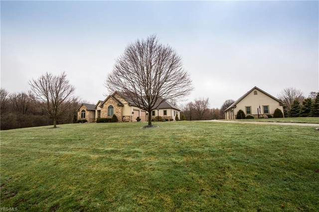 12193 Devington Court, Aurora, OH 44202 (MLS #4170878) :: The Art of Real Estate