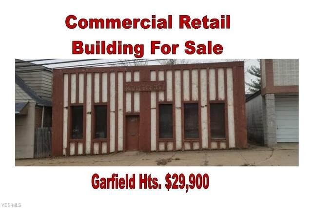 4664 Warner Road, Garfield Heights, OH 44125 (MLS #4170977) :: The Crockett Team, Howard Hanna
