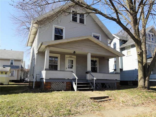933 Dartmouth Avenue SW, Canton, OH 44710 (MLS #4170983) :: RE/MAX Trends Realty