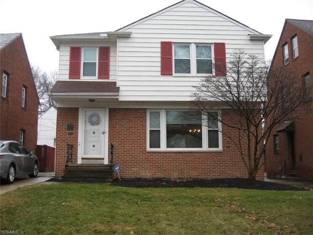 2363 Traymore, University Heights, OH 44118 (MLS #4171048) :: RE/MAX Trends Realty
