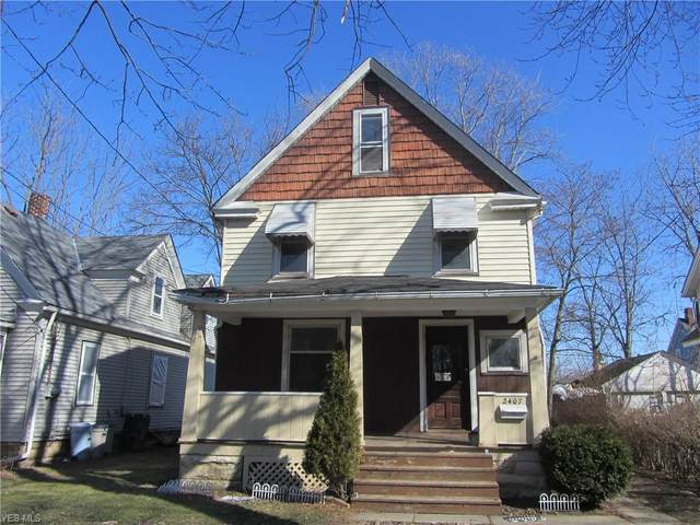 2407 Livingston Avenue, Lorain, OH 44052 (MLS #4171065) :: RE/MAX Trends Realty