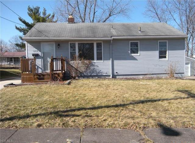 660 W Heights Avenue, Youngstown, OH 44509 (MLS #4171115) :: RE/MAX Trends Realty