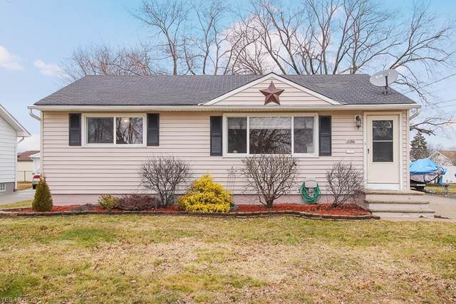 15760 Susan Drive, Brook Park, OH 44142 (MLS #4171211) :: RE/MAX Trends Realty