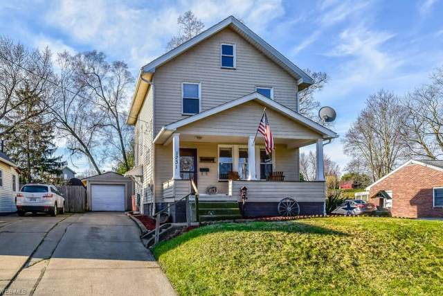 1231 Auburn Avenue NW, Massillon, OH 44647 (MLS #4171355) :: RE/MAX Trends Realty