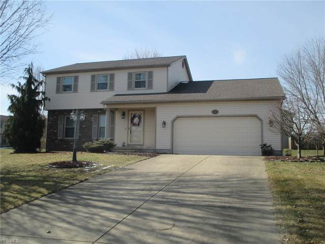 6748 Bristlewood Drive, Boardman, OH 44512 (MLS #4171422) :: Tammy Grogan and Associates at Cutler Real Estate