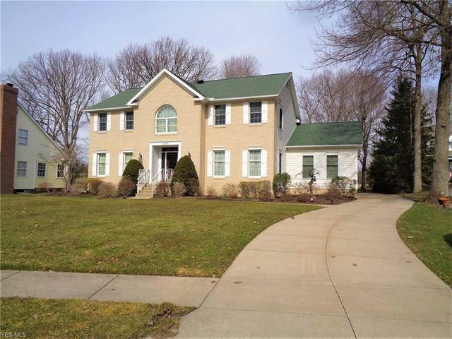 1495 River Edge Drive, Kent, OH 44240 (MLS #4171507) :: RE/MAX Trends Realty
