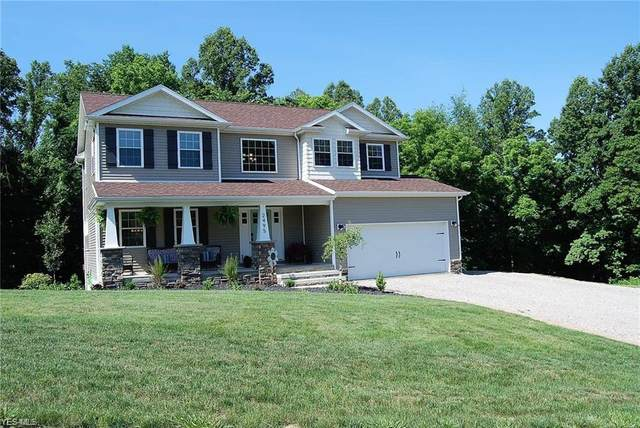 2495 Odessa Drive, Zanesville, OH 43701 (MLS #4171558) :: RE/MAX Trends Realty