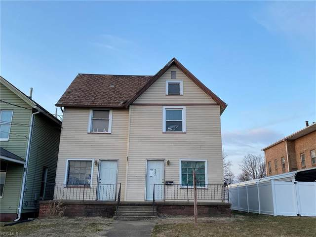 597 High Street, Warren, OH 44483 (MLS #4172297) :: RE/MAX Valley Real Estate